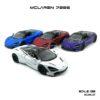โมเดลรถ แมคลาเรน 720S (1:36)