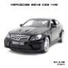 โมเดลรถเบนซ์ MERCEDES BENZ C63 AMG สีดำ (1:32)