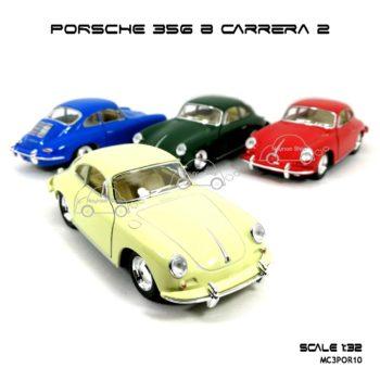 โมเดลรถ PORSCHE 356 B CARRERA 2 (1:32)