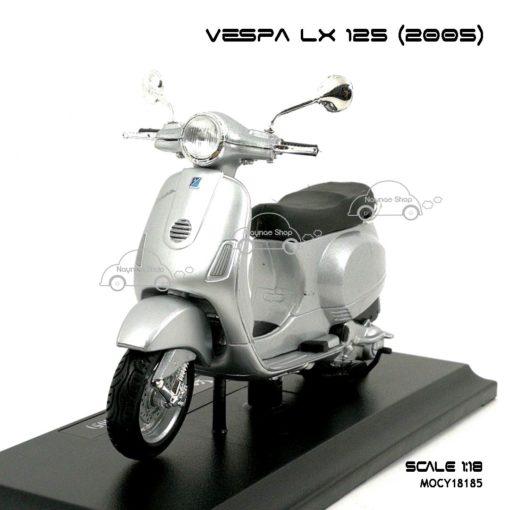 โมเดลเวสป้า VESPA LX 125 2005