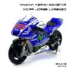 Yamaha MotoGP YZR M1 Movistar JORGE LORENZO (1:18)