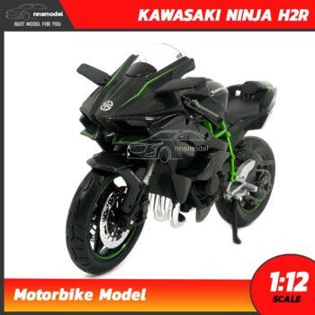 โมเดลบิ๊กไบค์ KAWASAKI NINJA H2R (Scale 1:12) โมเดลมอเตอร์ไซด์ รุ่นขายดี