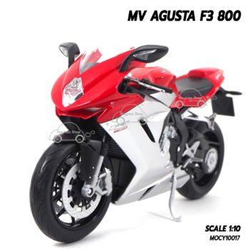 โมเดลบิ๊กไบค์ MV AGUSTA F3 800 (1:10)