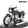 โมเดลรถมอเตอร์ไซค์ BMW R100 S สีดำ (1:18)