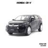 โมเดลรถ ฮอนด้า CRV สีดำ (1:32)