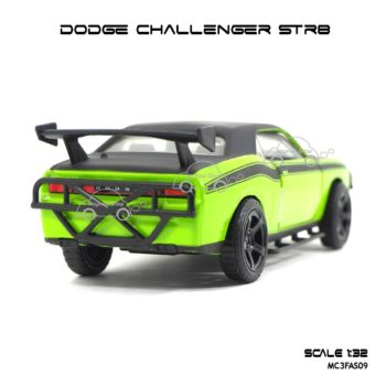 โมเดลรถ ฟาส Letty's DODGE CHALLENGER STR8 (1:32) โมเดลลิขสิทธิแท้