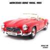 โมเดลรถเบนซ์ MERCEDES BENZ 190SL 1955 (1:18)