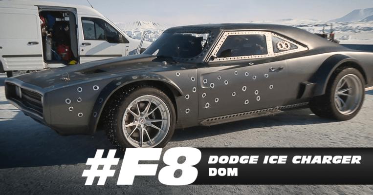 ฟาส8 DODGE ICE CHARGER