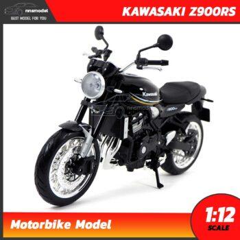 โมเดลมอเตอร์ไซด์ KAWASAKI Z900RS (Scale 1:12)