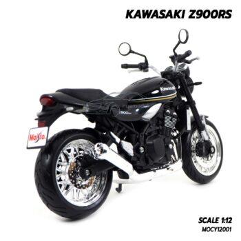 โมเดลมอเตอร์ไซด์ KAWASAKI Z900RS (Scale 1:12) มอเตอร์ไซด์คลาสสิค จำลองสมจริง