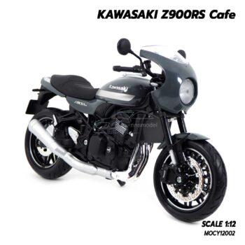 โมเดลมอเตอร์ไซด์ KAWASAKI Z900RS (Scale 1:12) โมเดลรถสะสม จำลองสมจริง