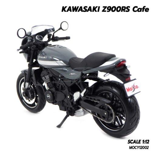 โมเดลมอเตอร์ไซด์ KAWASAKI Z900RS (Scale 1:12) โมเดลรถสะสม พร้อมตั้งโชว์