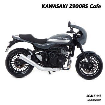 โมเดลมอเตอร์ไซด์ KAWASAKI Z900RS (Scale 1:12) โมเดลรถสะสม รถคลาสสิค พร้อมตั้งโชว์