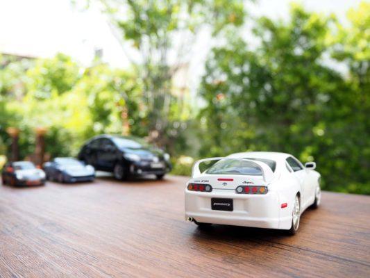 โมเดลรถ Fast7 Toyota Supra 1995 (1:24) โมเดลรถ สวยเหมือนจริง