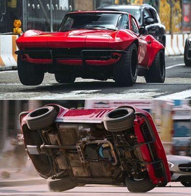 FF8 Letty Corvette 1966