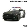 โมเดลรถตำรวจ ฟอร์ดมัสแตง GT 2015 (Scale 1:38)