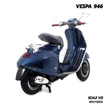 โมเดลเวสป้า VESPA 946 (Scale 1:12) โมเดลลิขสิทธิผลิตโดยแบรนด์ NewRay