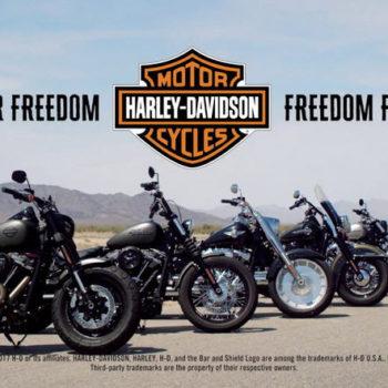 โมเดล Harley Davidson