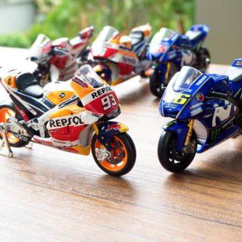 โมเดล MotoGP