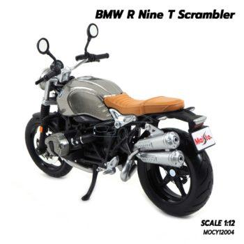 โมเดลมอเตอร์ไซด์ BMW R Nine T Scrambler (Scale 1/12) ผลิตโดยแบรนด์ Maisto