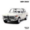 โมเดลรถคลาสสิค BMW 2002ti สีขาวครีม (Scale 1/24)
