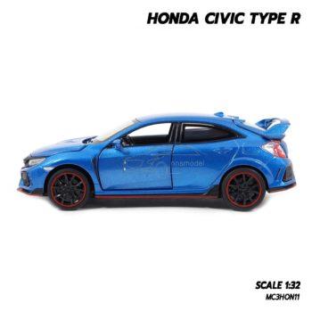 โมเดลรถยนต์ HONDA CIVIC TYPE R (Scale 1:32) โมเดล Civic 2019