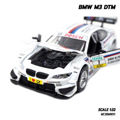 โมเดลรถ BMW M3 DTM (Scale 1/32) เครื่องยนต์จำลองเหมือนจริง