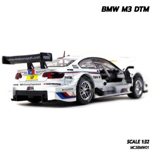 โมเดลรถ BMW M3 DTM (Scale 1/32) เปิดประตูรถซ้ายขวาได้