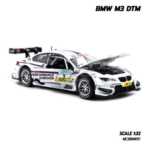 โมเดลรถ BMW M3 DTM (Scale 1/32) ฝากระโปรงหน้ารถเปิดได้