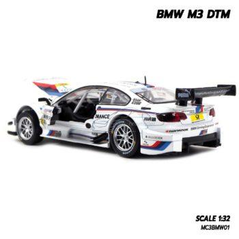โมเดลรถ BMW M3 DTM (Scale 1/32) โมเดลรถสปอร์ต สวยๆ