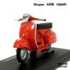 โมเดลเวสป้า VESPA GTR 1968 สีส้ม (1:18)