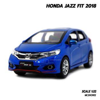 โมเดลรถแจ๊ส 2018 สีน้ำเงิน (1:32)