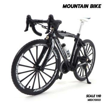 โมเดลจักรยาน เสือหมอบ MOUNTAIN BIKE สีดำ