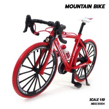 โมเดลจักรยาน MOUNTAIN BIKE สีแดง