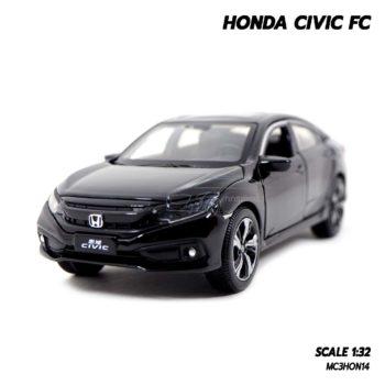 โมเดลรถ HONDA CIVIC FC สีดำ (1:32)