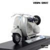 โมเดลเวสป้า VESPA 125CC สีเทา (1:18)