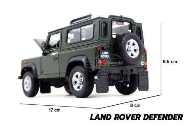 โมเดลรถ LAND ROVER DEFENDER
