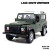 โมเดลรถ LAND ROVER DEFENDER สีเขียวเข้ม (1:24)