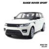 โมเดลรถ RANGE ROVER SPORT สีขาว (Scale 1:24)