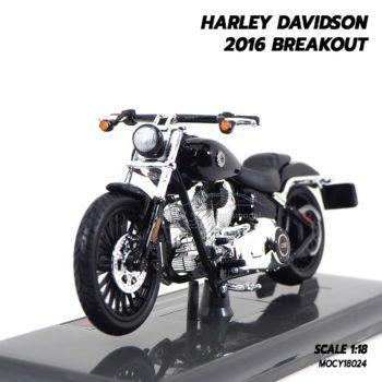 โมเดลฮาเล่ย์ HARLEY DAVIDSON 2016 BREAKOUT (1:18)