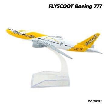 โมเดลเครื่องบิน FLYSCOOT B777