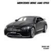 โมเดลรถเบนซ์ MERCEDES BENZ AMG GT63 สีดำด้าน (1:32) รถหล็กจำลองสมจริง