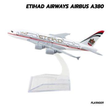 โมเดลเครื่องบิน ETIHAD AIRWAYS AIRBUS A380