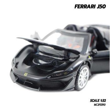 โมเดลรถ FERRARI J50 ภายในตกแต่งเหมือนจริง