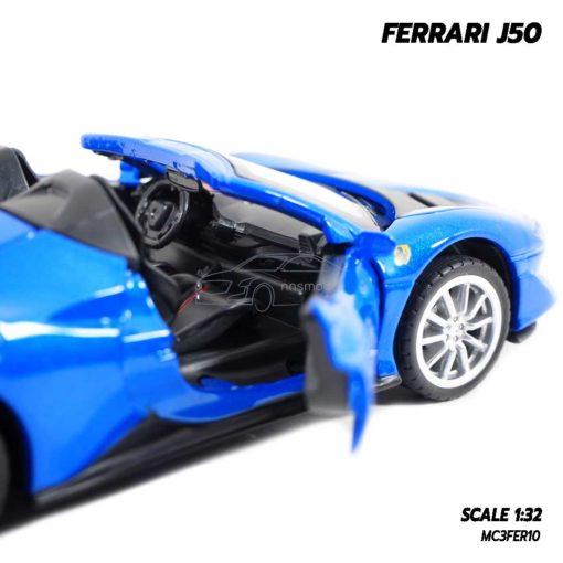 โมเดลรถ FERRARI J50 มีเสียง มีไฟ