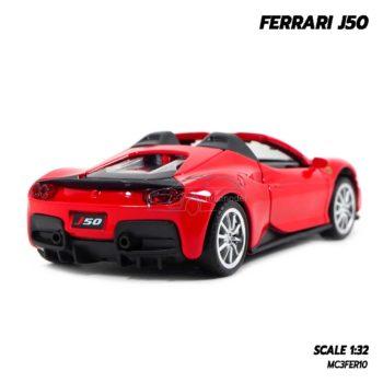โมเดลรถ FERRARI J50 ราคาถูก
