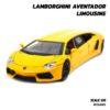 โมเดลรถ LAMBORGHINI AVENTADOR LIMOUSINE รถโมเดลมีเสียงมีไฟ
