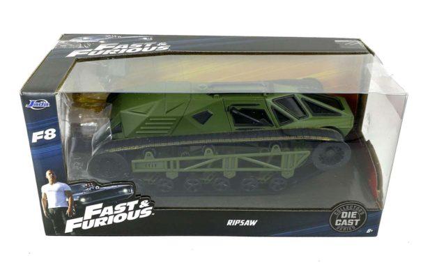 Jada Toys Fast8 RIPSAW