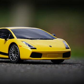 โมเดลรถ Lamborghini