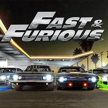 โมเดลรถฟาส Fast & Furious